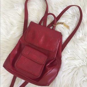 YSL Bag red